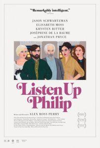 Listen up Philip - MagaZinema