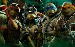 Ninja Turtlesç Fuera de las sombras - MagaZinema
