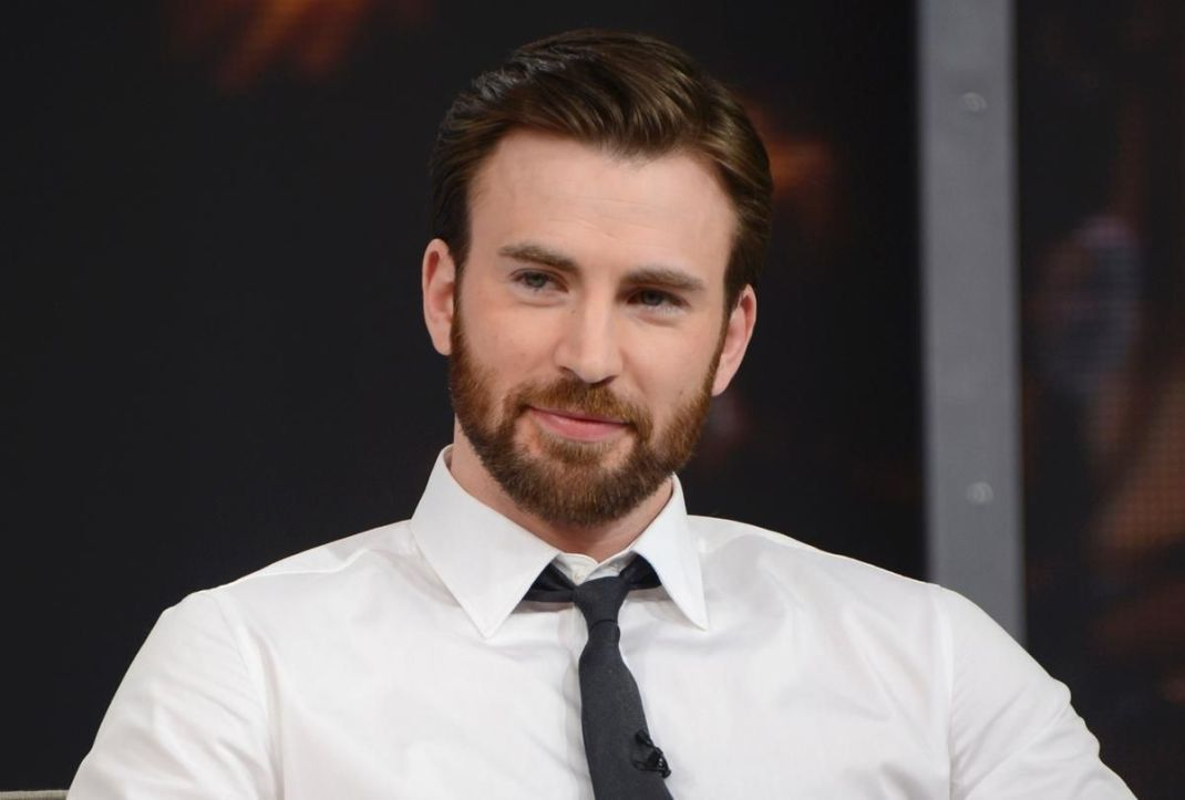 Chris evans - MagaZinema