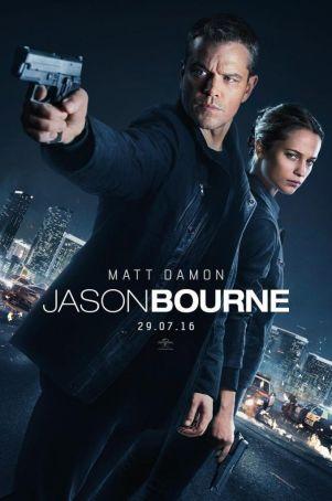 Jason Bourne - MagaZinema