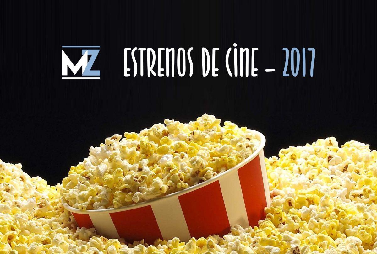 Estrenos de cine: viernes 26 de mayo