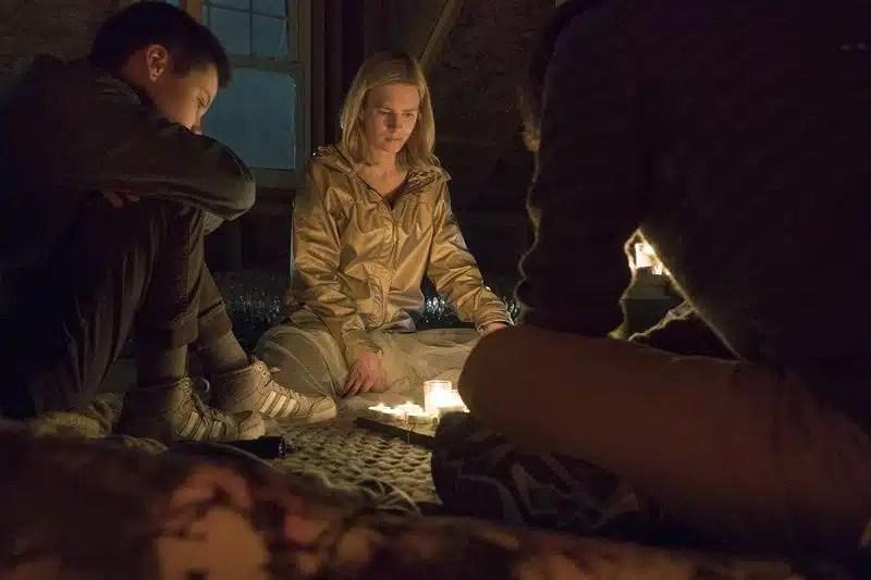 The OA - Brit Marling cuenta su historia | Netflix