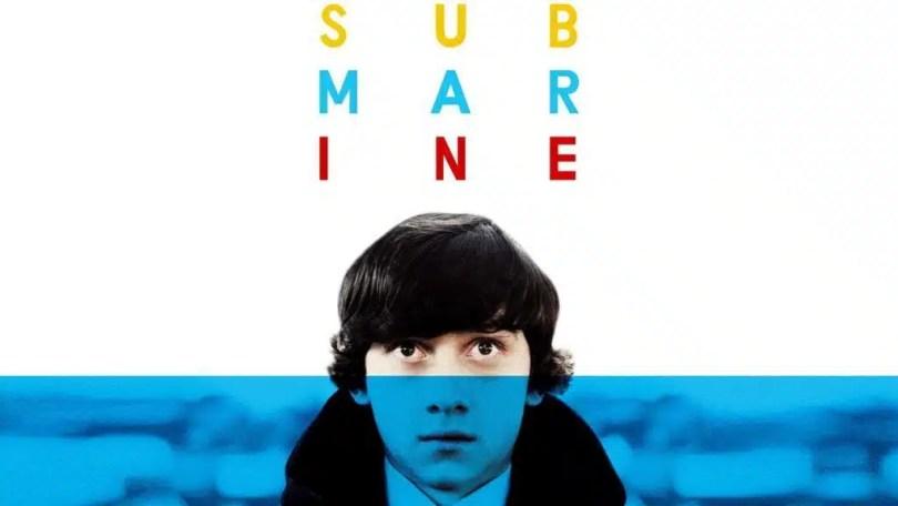 Cartel de Submarine de Richard Ayoade