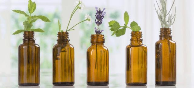 Essential oils for deep sleep