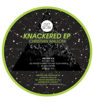 GSR 003 - CHRISTIAN MALLONI - KNACKERED EP -SIDE A