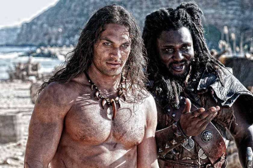 Conan the Barbarian – Special film of adventures with Jason Momoa on AXN White