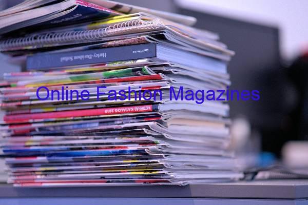 Online Fashion Magazines