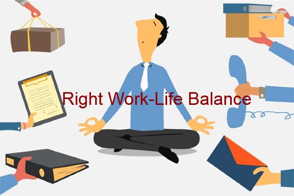 Right Work Life Balance