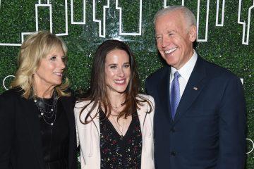 Ashley Biden rocked a tuxedo on inauguration night