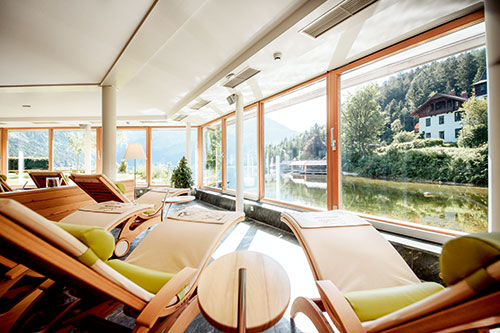 Romantik Hotel Seevilla | Foto: Karl Steinegger