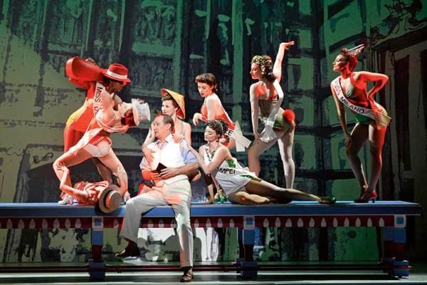 Kulturtipps   Foto: Théâtre du Châtelet/Marie Noëlle Robert