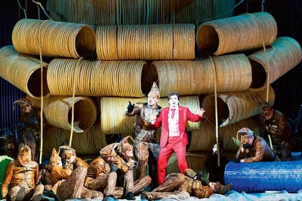 Oper Graz | Foto: Werner Kmetitsch