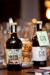 Gin | Foto: Jimmy Lunghammer