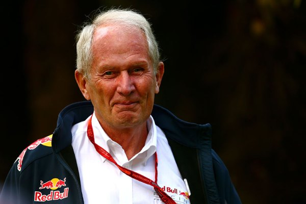 Helmut Marko | Foto: Red Bull Racing