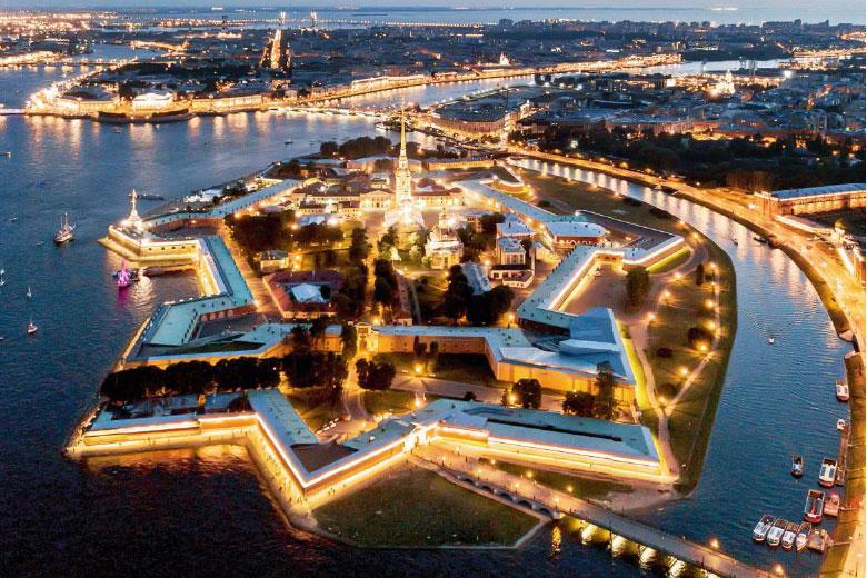 St. Petersburg | Foto: alexkazachok - stock.adobe.com