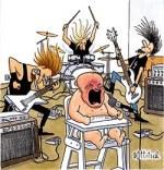 Kultur-Highlight | Cartoon: Oliver Ottitsch