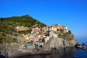 Bahnreisen Cinque Terre