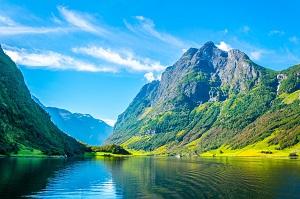 Bahnreisen Norwegen