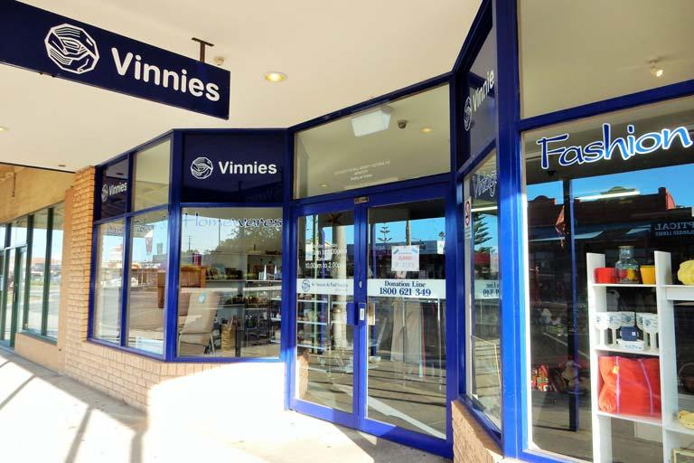 St Vincent de Paul Op Shop