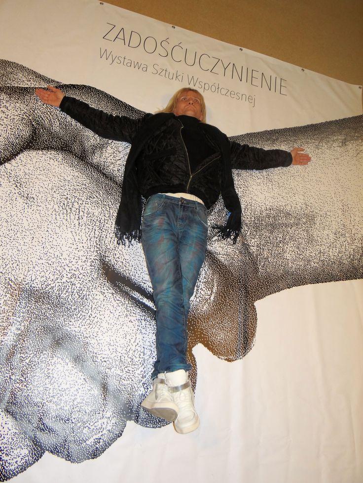 Piotr Krajewski, wystawa Zadośćuczynienie - Kartonovnia, Warszawa