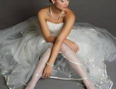 Elfáradt menyasszony