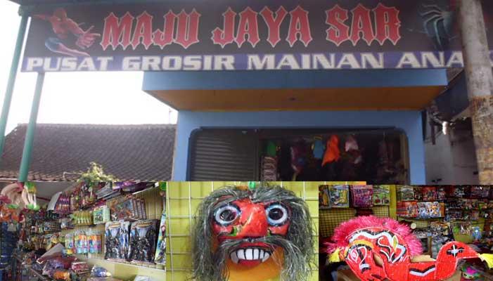 Grosir Mainan Anak Maju Jaya Sar