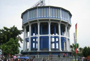 menara air post