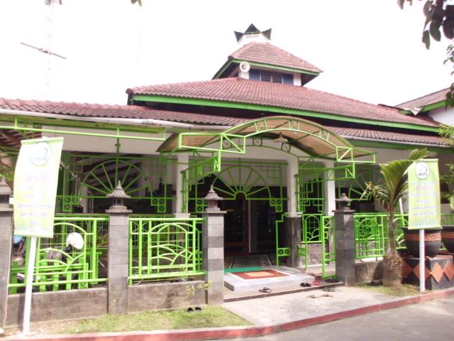 masjid besar magelang al huda mertoyudan