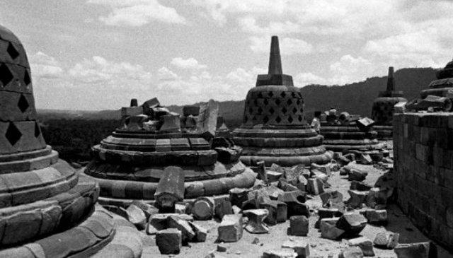 ISIS Ancam Ratakan Candi Borobudur