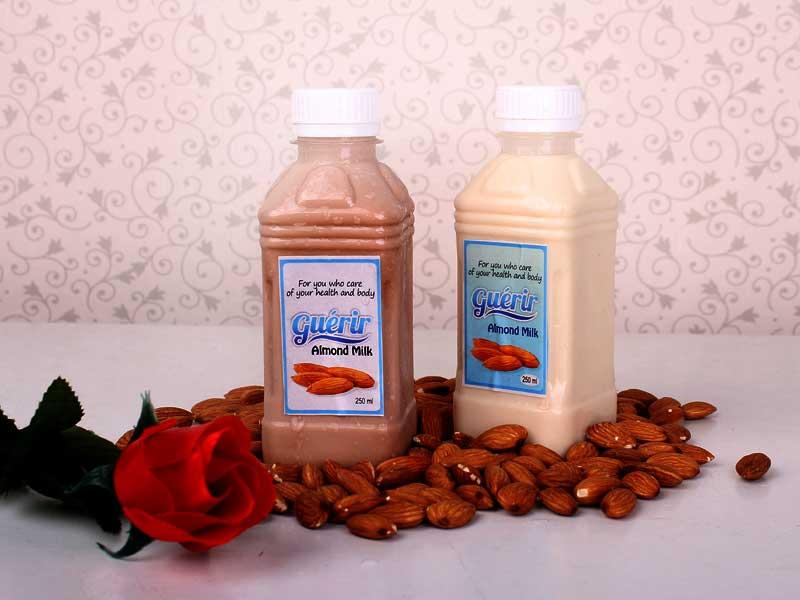 almond milk Guérir magelang