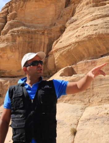 Khaled the Bedouin Guide