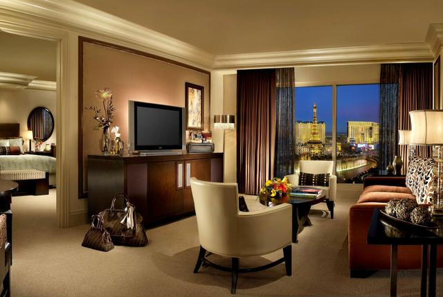 Bellagio Suite Strip View Magellan Luxury Hotels