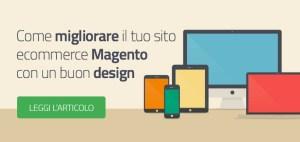 Migliora il design di Magento