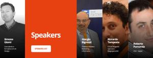 Meet Magento Italy Meet Magento ITALY Speaker