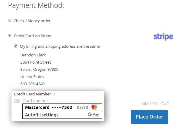 stripe-payment-magento-2-inserimento-automatico-dati-carta