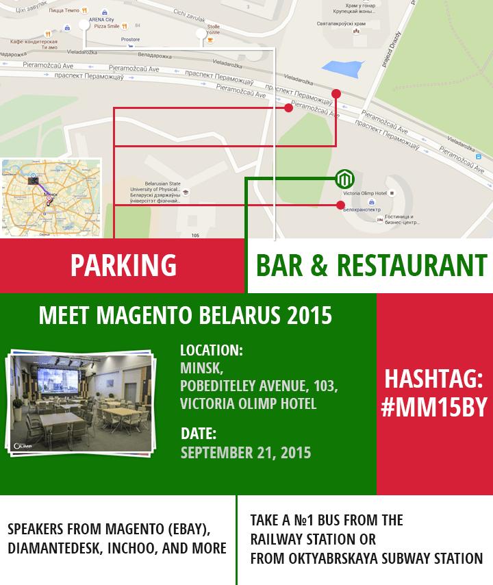 meet magento belarus location