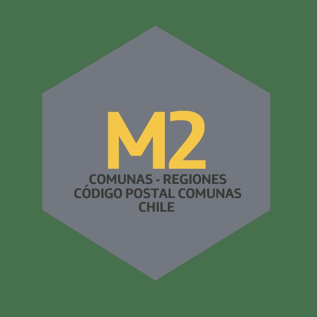 Módulo Comunas - Regiones - Código Postal Comunas - Chile - Magento 2
