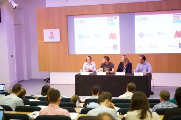 Panel discussion: Digital transformation of the insurance industry