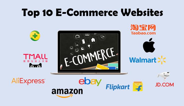 Ecommerce website trading