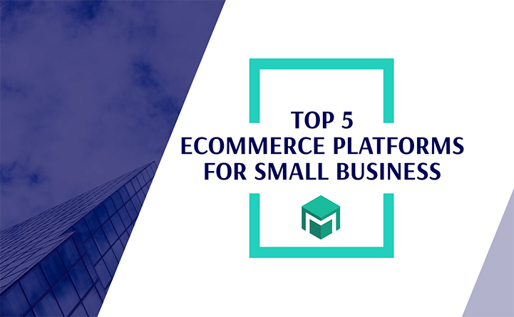 Top 5 Ecommerce Platforms For Small Business