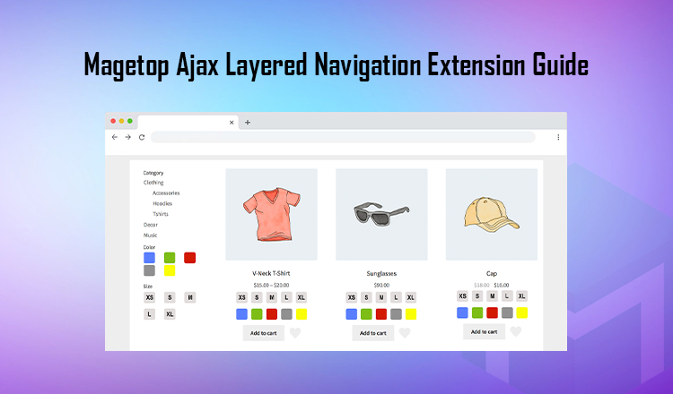 Magetop Ajax Layered Navigation Extension Guide