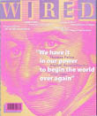 Wired UK first issue