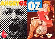 Protest issue at Oz obscenity trial
