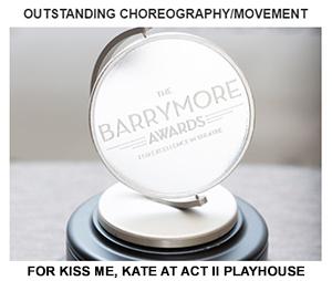 Barrymore Nomination