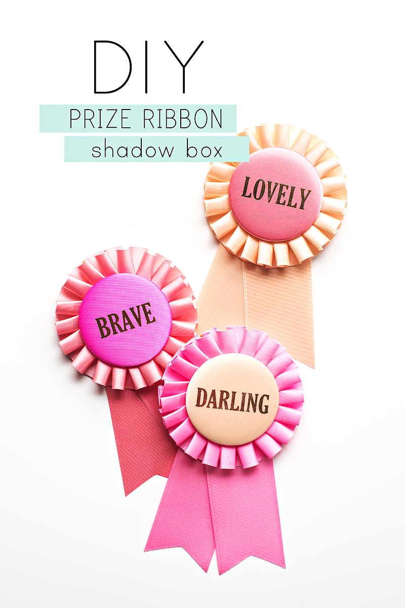DIY Framed Prize Ribbons Maggie Holmes Blog-3