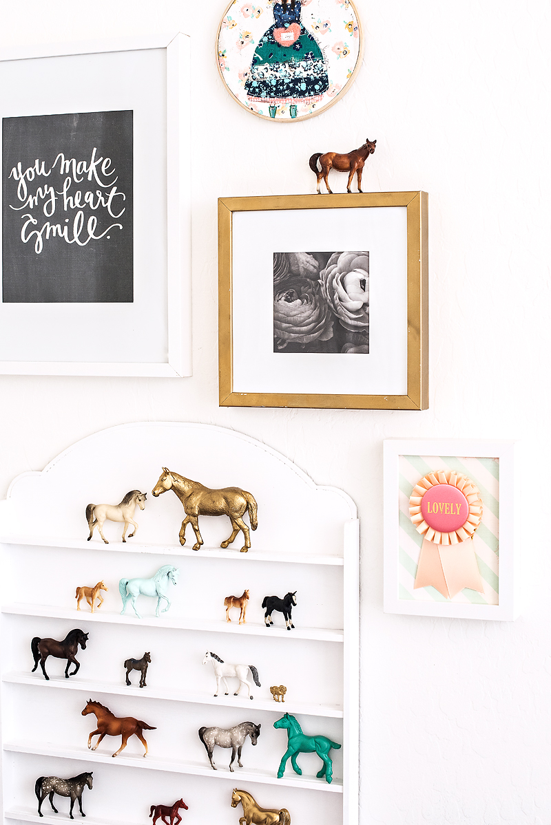DIY Framed Prize Ribbons Maggie Holmes Blog-6