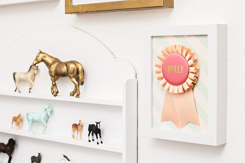 DIY Framed Prize Ribbons Maggie Holmes Blog-7