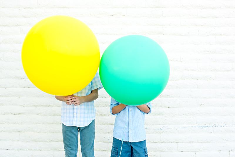 Matthew & Nathan Balloons May 2015-16