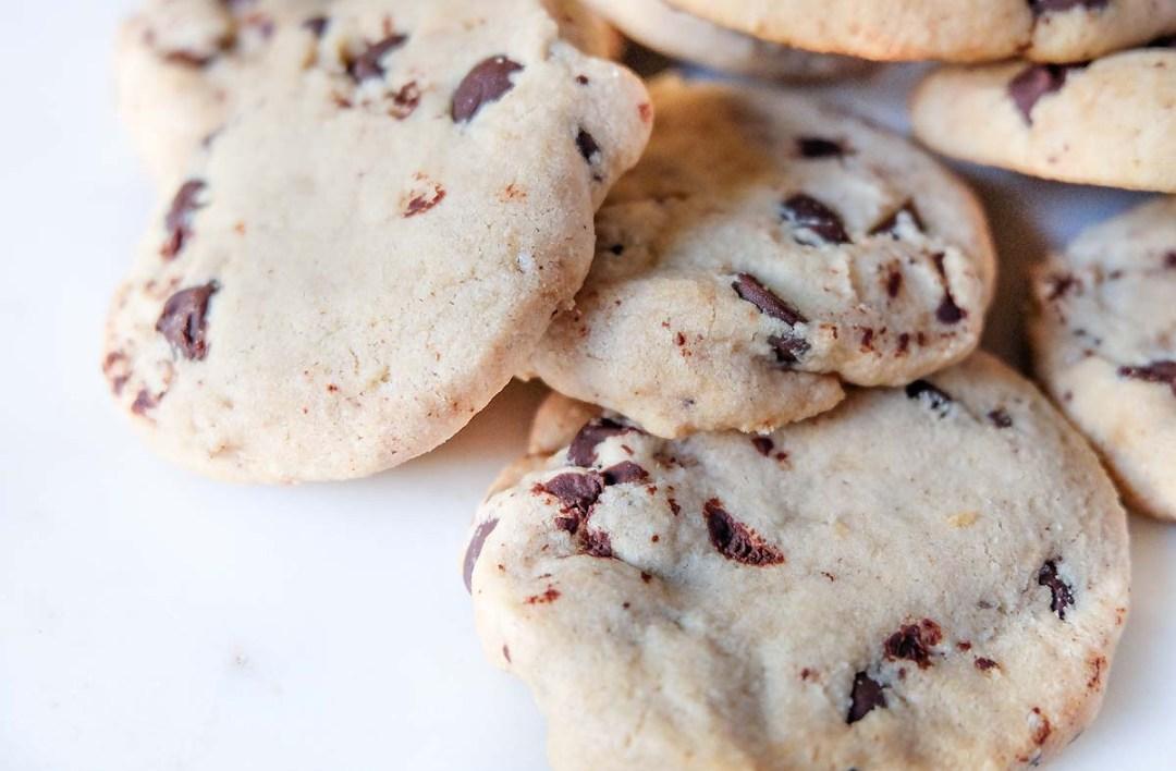 Cookie Ice Cream Sandwiches Gluten Free & Dairy Free-2
