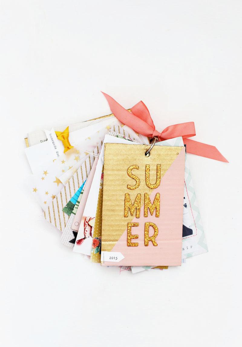 the cutest little summer mini album
